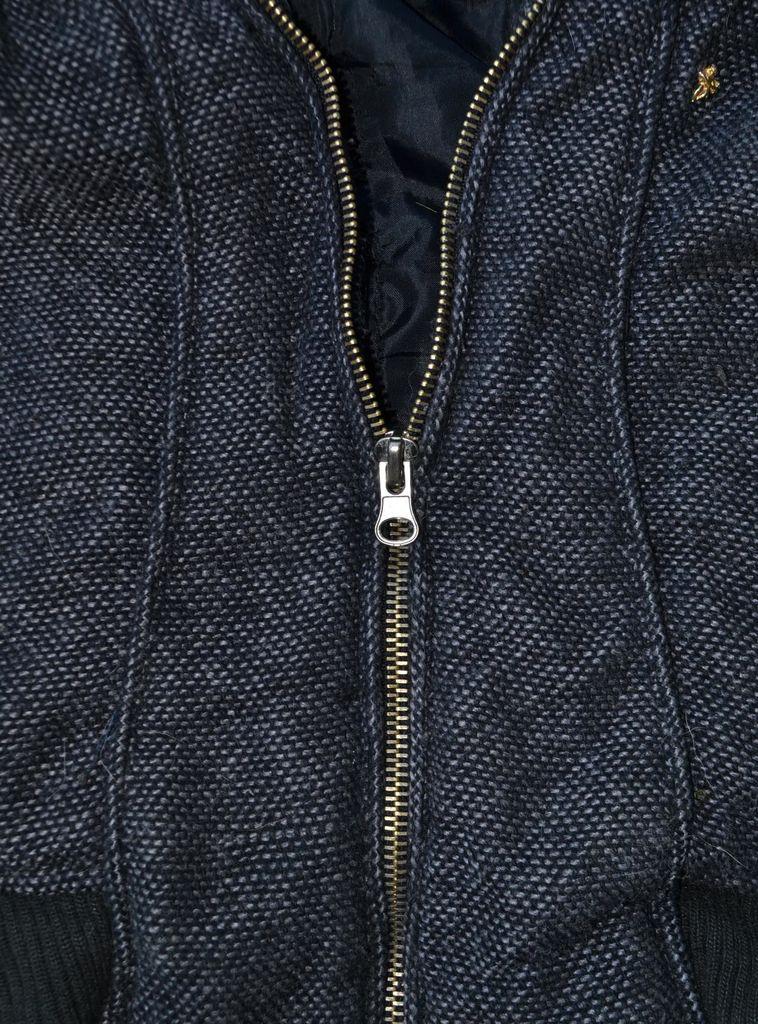 Ремонт молнии на куртке своими руками